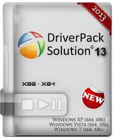 DriverPack Solution Professional 13 R390 Final